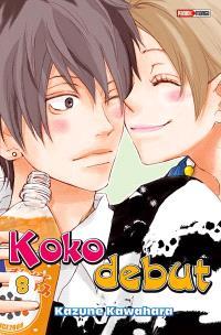 Koko début. Volume 8