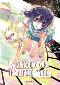 Kurogane girl & the Alpaca prince. Volume 1