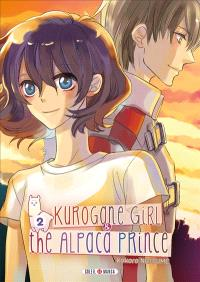 Kurogane girl & the Alpaca prince. Volume 2