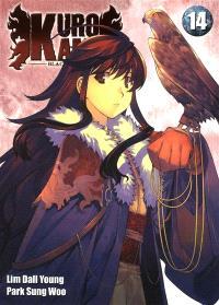 Kurokami, black god. Volume 14