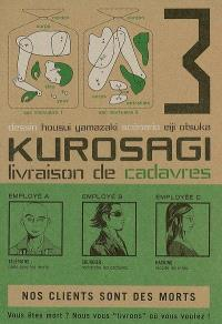 Kurosagi, livraison de cadavres. Volume 3