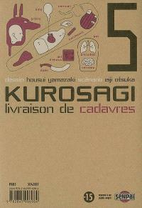 Kurosagi, livraison de cadavres. Volume 5