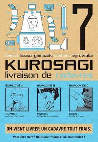 Kurosagi, livraison de cadavres. Volume 7