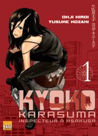Kyôko Karasuma, inspecteur à Asakusa. Volume 1