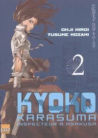 Kyôko Karasuma, inspecteur à Asakusa. Volume 2