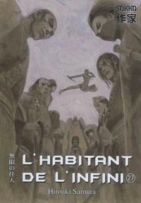 L'habitant de l'infini. Volume 27