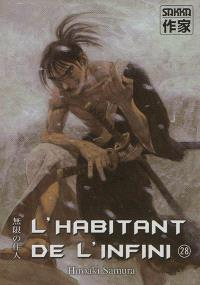 L'habitant de l'infini. Volume 28