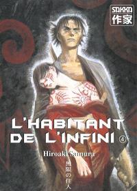 L'habitant de l'infini. Volume 4