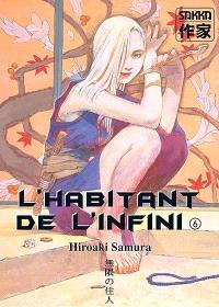 L'habitant de l'infini. Volume 6