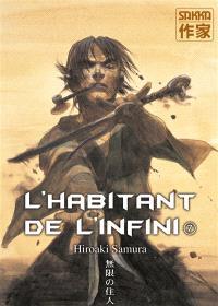 L'habitant de l'infini. Volume 7