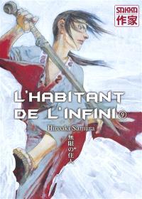 L'habitant de l'infini. Volume 9