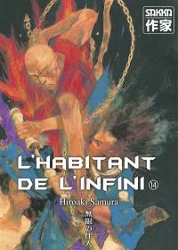 L'habitant de l'infini. Volume 14