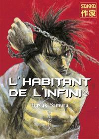 L'habitant de l'infini. Volume 16