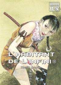 L'habitant de l'infini. Volume 18