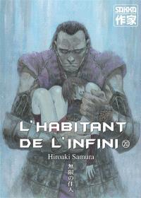 L'habitant de l'infini. Volume 20