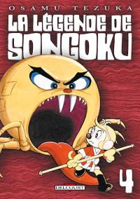 La légende de Songoku. Volume 4