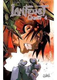 Lanfeust quest. Volume 4