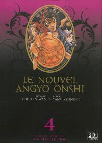Le nouvel angyo onshi : volume double. Volume 4