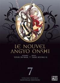 Le nouvel angyo onshi : volume double. Volume 7