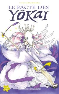 Le pacte des yôkai. Volume 10