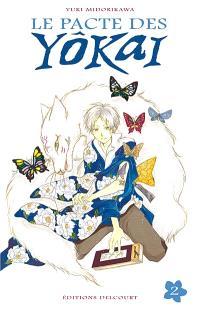 Le pacte des yôkai. Volume 2