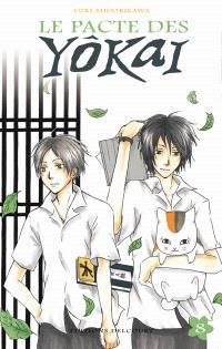 Le pacte des yôkai. Volume 8