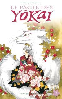 Le pacte des yôkai. Volume 9