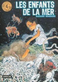 Les enfants de la mer. Volume 4