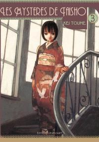 Les mystères de Taisho. Volume 3