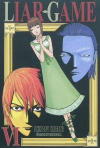 Liar game. Volume 6