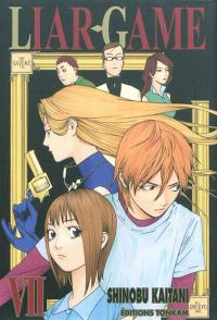 Liar game. Volume 7
