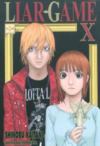 Liar game. Volume 10