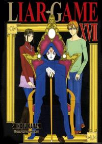 Liar game. Volume 17