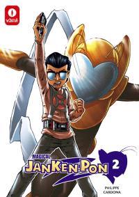 Magical Janken Pon. Volume 2
