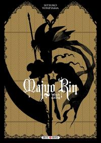 Majyo Rin : witch dating. Volume 3