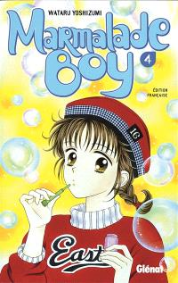 Marmalade boy. Volume 4