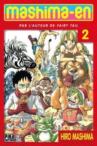 Mashima-en. Volume 2
