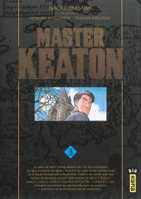 Master Keaton. Volume 3