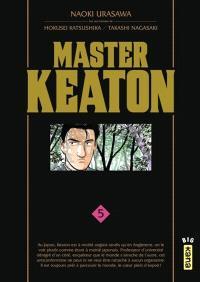 Master Keaton. Volume 5