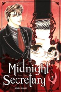 Midnight secretary. Volume 2