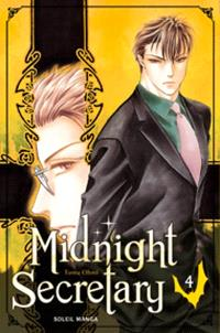 Midnight secretary. Volume 4