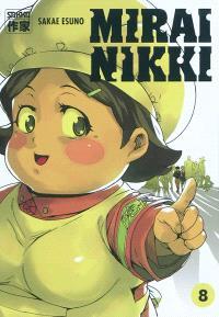 Mirai Nikki. Volume 8