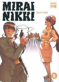 Mirai Nikki. Volume 5