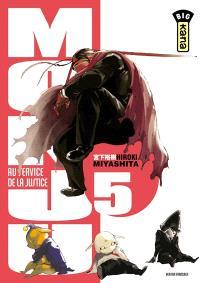 Monju, au service de la justice. Volume 5