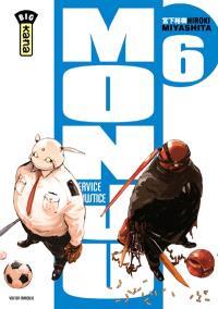 Monju, au service de la justice. Volume 6