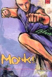 Monk !. Volume 3