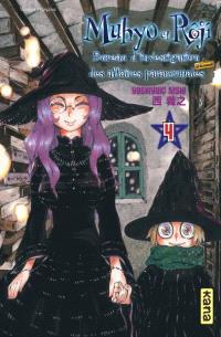 Muhyo et Rôjî : bureau d'investigation des affaires paranormales. Volume 4