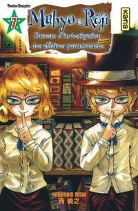 Muhyo et Rôjî : bureau d'investigation des affaires paranormales. Volume 7