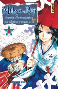 Muhyo et Rôjî : bureau d'investigation des affaires paranormales. Volume 8