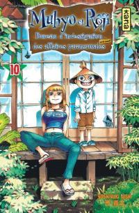 Muhyo et Rôjî : bureau d'investigation des affaires paranormales. Volume 10